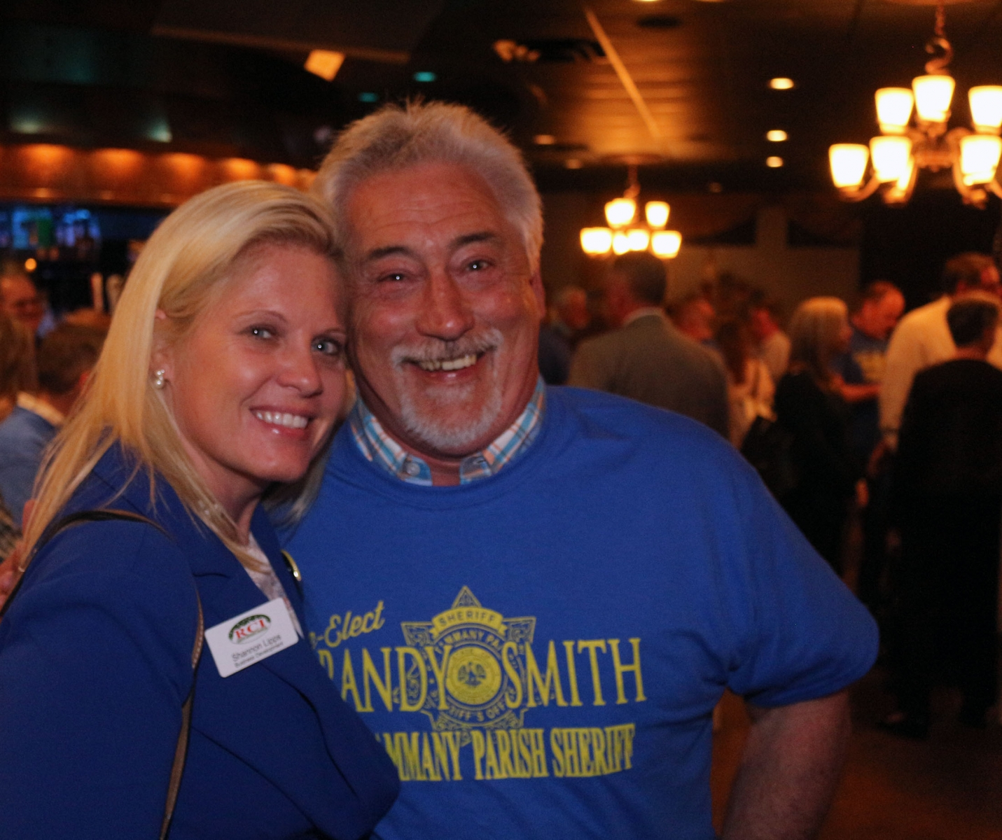 Sheriff Randy Smith - Kick-off Party Gallery