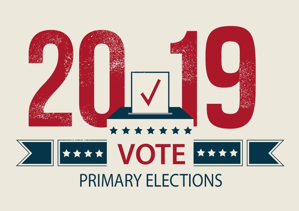 Primary Elections 2019